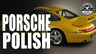 how to polish a porsche sports car chemical guys torq 10fx