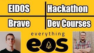 Congested CPU, Brave Browser, Vigor DAC, Blocksburg, LiquidApps Hackathon, New Dev Series, and More