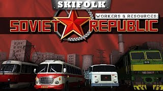 🌎 WORKERS & RESOURCES: SOVIET REPUBLIC ► НЕФТЯНОЙ МАГНАТ !