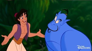 Magical Moment: Animator Eric Goldberg on Working with Robin Williams