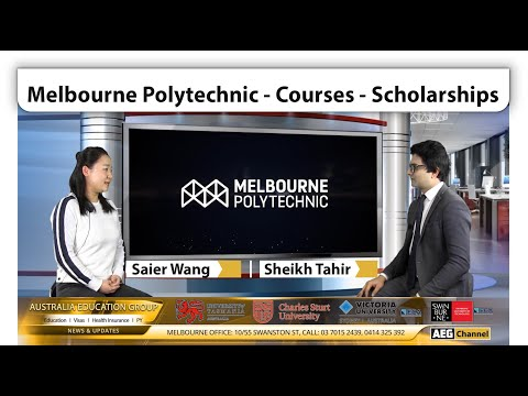 Education Consultant in Australia   Admissions in Melbourne Polytechnic   New Courses   COVID-19