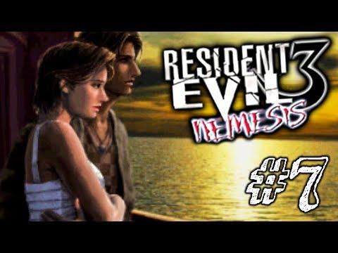ФИНАЛИЩЕ! ► Resident Evil 3: Nemesis Прохождение #7 ► ХОРРОР ИГРА