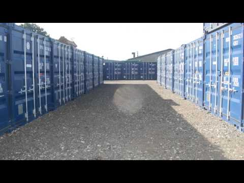 Cheap Self Storage Containers To Rent New Ash Green