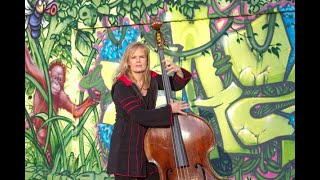 Facades  - Philip Glass - Christine Hoock double bass