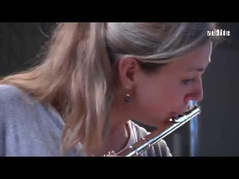 Erwin Schulhoff: Sonata for Flute & Piano_Anne Cathérine Heinzmann_Thomas Hoppe