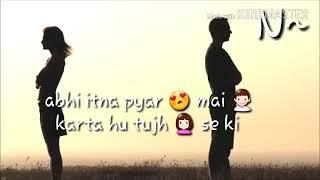Yeh Dil  kyun Toda Aankhen Mila Mujhse ab🤐😥💔💔