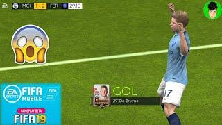 PROBANDO LA BETA DE FIFA 19 MOBILE GRAPHICS FULL GamePlay Mp3