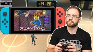 Basketball On The Nintendo Switch Is Hilariously Bad