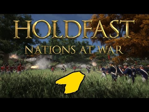"""The FGN Crew Plays: Holdfast Nations at War #1 """"Vive La France"""""""