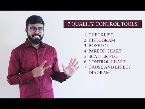 7 Quality Control Tools in Tamil| 7 QC Tools| Six Sigma| 7 Basic Quality Control Tools|