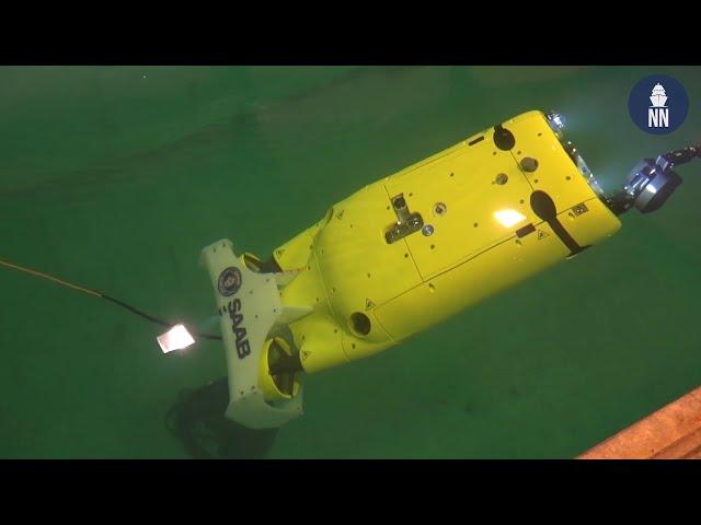 Saab MuMNS: The mine-killing ROV of MMCM