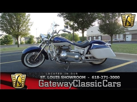 #6954 2005 Ridley AutoGlide 750 - Gateway Classic Cars of St. Loui