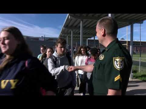 School Resource Officer Interview - Ernest Ward Middle School