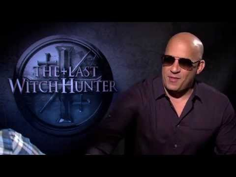 Backstage with Vin Diesel and THE LAST WITCH HUNTER