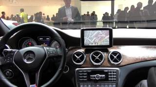 IAA 2013: Mercedes-Benz GLA