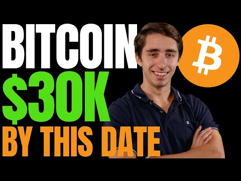 TOP CRYPTO ANALYST PINS DATE ON BITCOIN PRICE SURGE TO $30K!! BTC BULL MARKET EUPHORIA INCHES AWAY!!