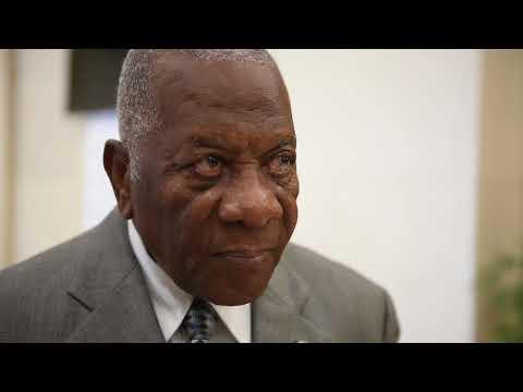 Godfrey Dyer, chairman, Tourism Enhancement Fund