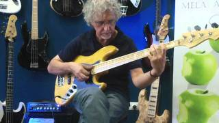 www.melacantomelasuono.it Fujigen Jazz Bass FGN Neo Classic