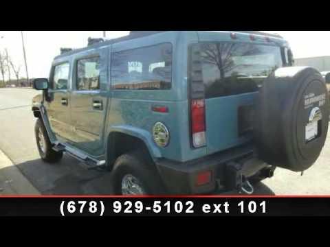 2007 hummer h2 palmer dodge chrysler jeep ram roswell youtube. Black Bedroom Furniture Sets. Home Design Ideas