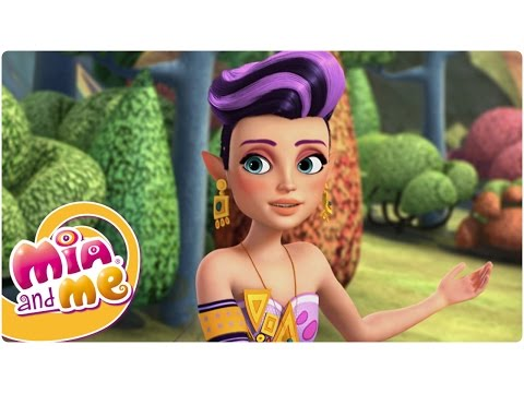 Mia and me 2 - A new elf in Centopia!
