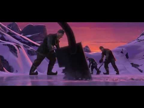 Frozen-Ice Worker's Song(Russian)