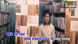 [Karaoke] Em có thể làm bạn gái anh không - Lâm Chấn Huy [Beat]