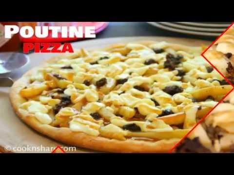 Poutine Pizza - Happy Canada Day!