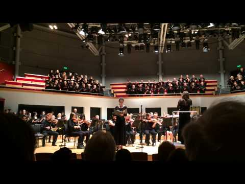 EASTER HYMN from CAVALLERIA RUSTICANA by University of Warwick
