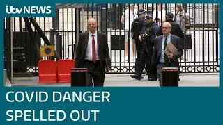 UK coronavirus alert should be raised to level 4, say chief medical officers | ITV News