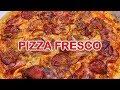 Pizza Fresco - LEVNĚ A CHUTNĚ?!