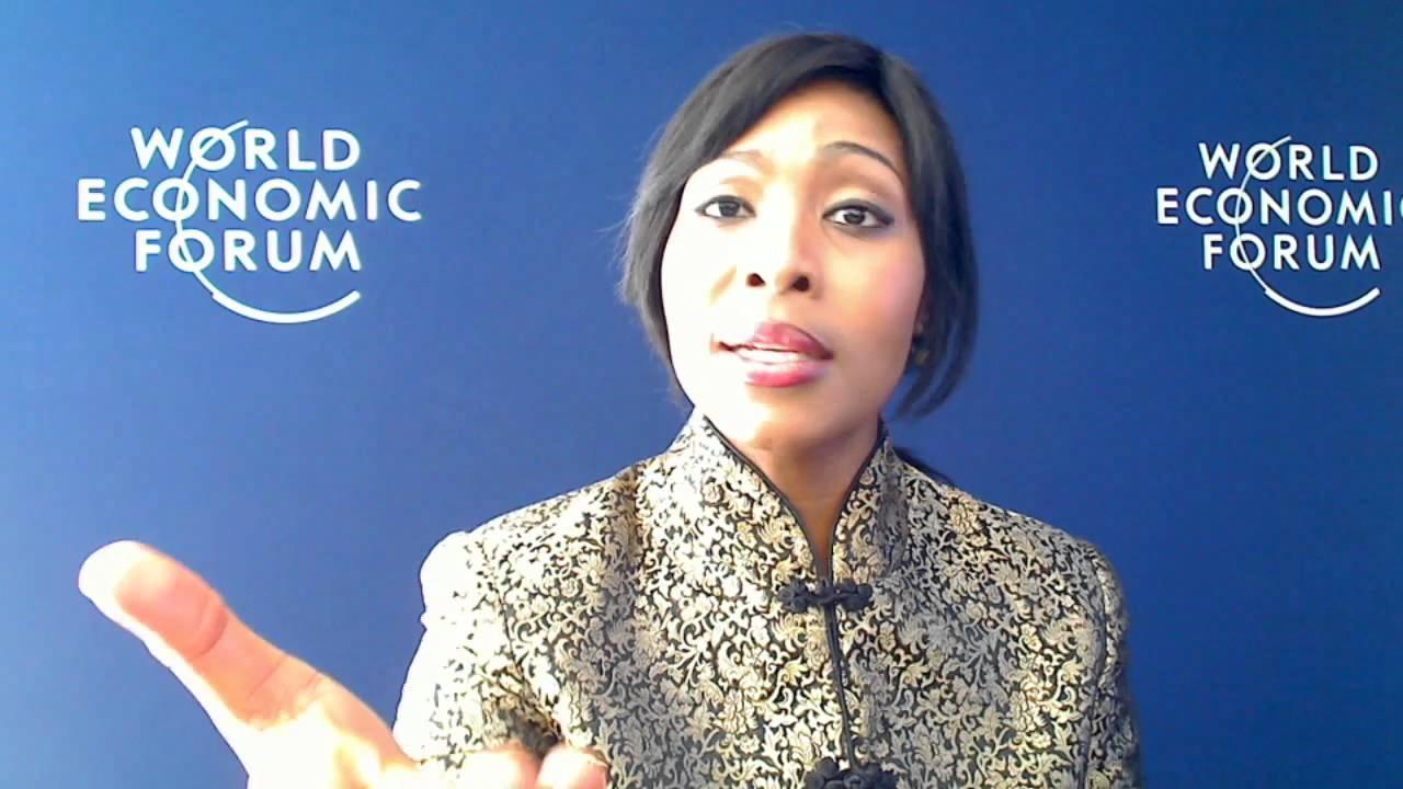 World Economic Forum on Africa 2011 - Lerato Mbele