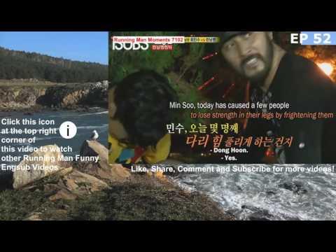 Funny Yoo Jae Suk Kim Jong Kook Lee Kwang Soo Eliminated By Choi Min Soo