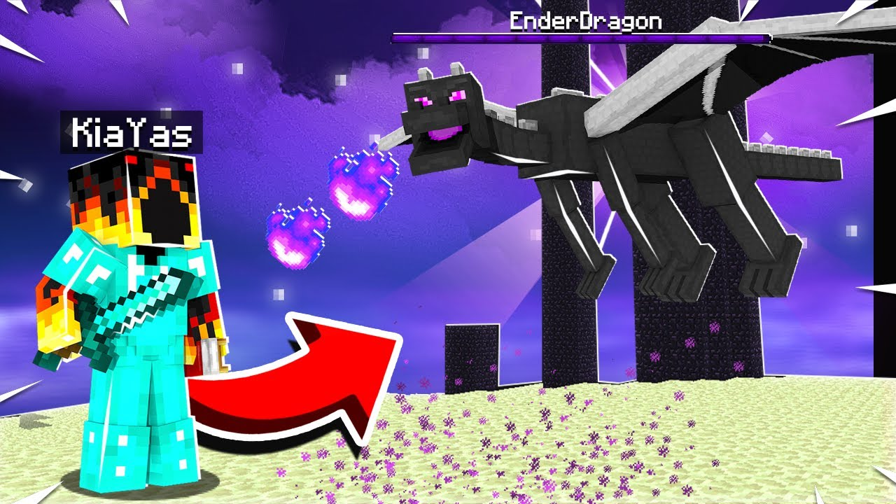 Minecraft, But I go against the HARDEST Boss...