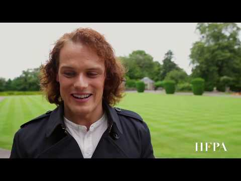 Flashback Interview:  'Outlander' Sam Heughan in Scotland