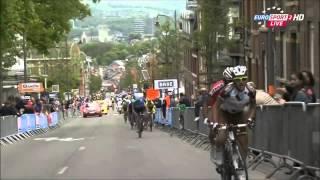 Liège Bastogne Liège   2013   Final kilometers HD