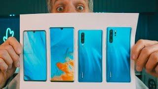 Huawei P30 Pro - Selon Ces Rumeurs / Fuites il va faire Très Mal !
