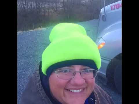 "Joy L Williams ""My Over The Road Trucking Job"""