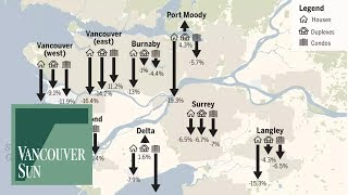 Housing prices plunge in Metro Vancouver | Vancouver Sun