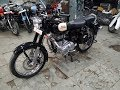 Royal Enfield Classic 350 ABS - first full detail review video