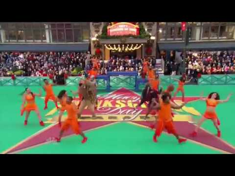 THE WIZ LIVE!   A Brand New Day LIVE @ Macy's Thanksgiving Day Parade