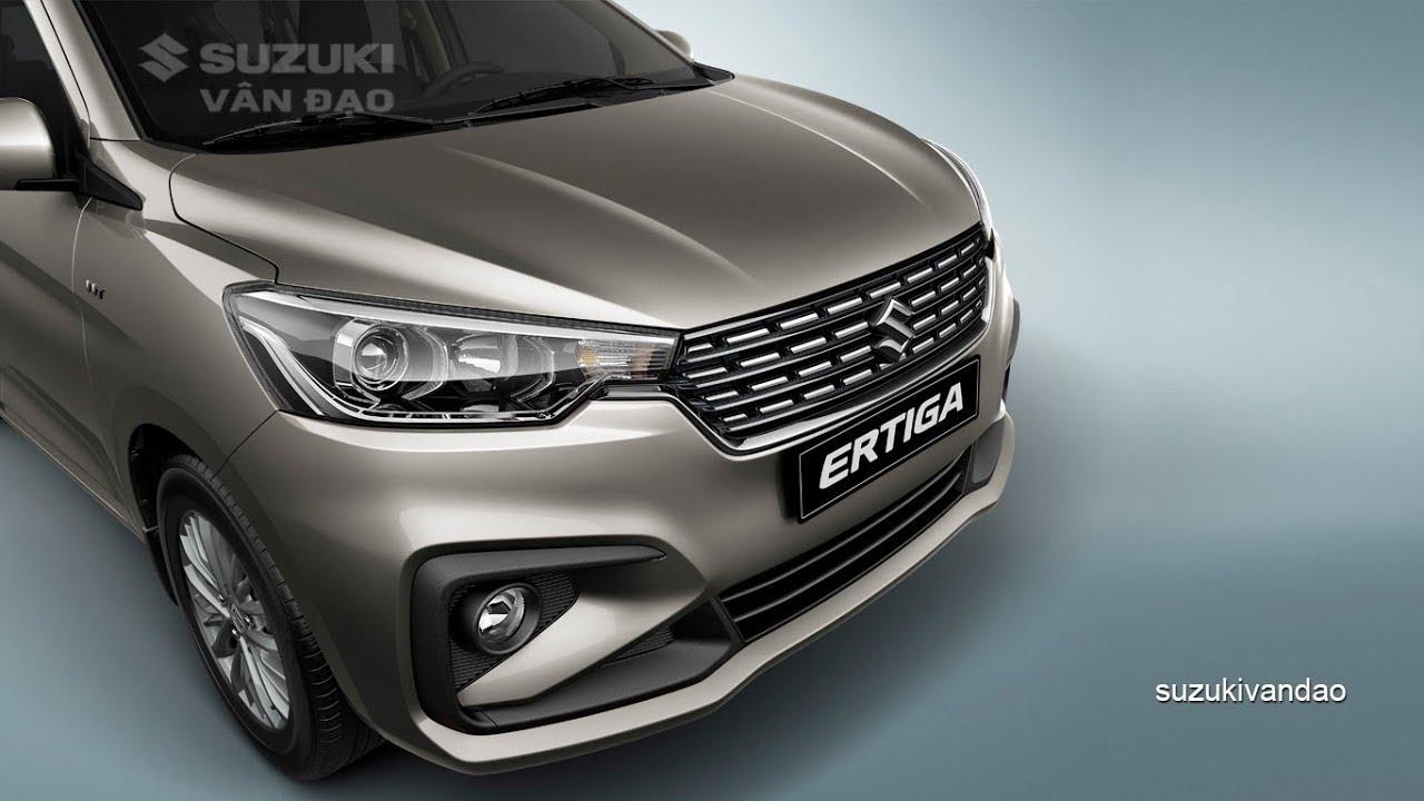 Suzuki Ertiga 2020 7 chỗ bản đủ tại Suzuki Vân Đạo LH: 0988302882