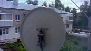 налаштування безкоштовних супутникових каналів на одній частоті-халява
