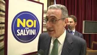 """Attaguile, """"Noi con Salvini"""" è il binario giusto per il Sud"""