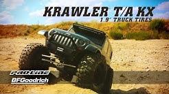 "Pro-Line BFGoodrich Krawler T/A KX 1.9"" Tire"
