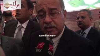 """أول تعليق رسمى على """"تعويم الجنيه"""".. شريف إسماعيل: ضمن برنامجنا مع البنك المركزى""""فيديو"""""""