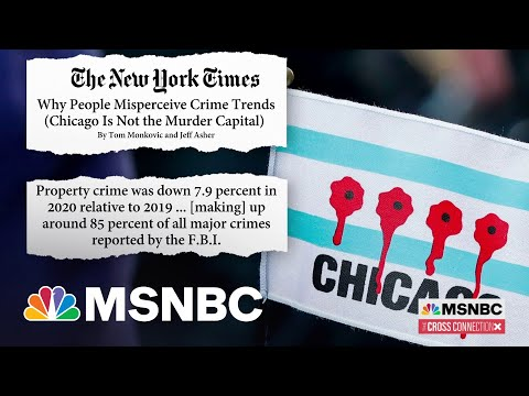 Fear Mongering And Misinformation In News Coverage Of Crime Rates