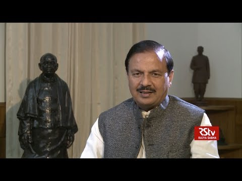 To The Point with Mahesh Sharma, Union Culture Minister