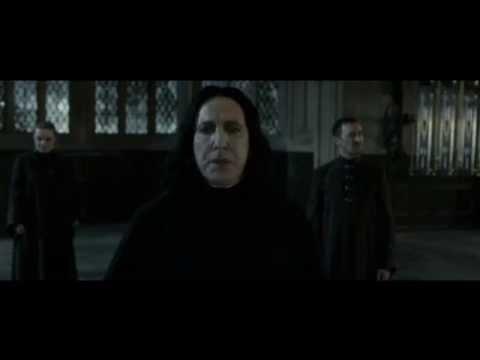 Severus Snape - Come join the murder