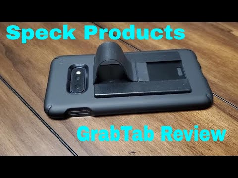 PopSocket Killer! Speck GrabTab Review
