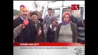 ÇORUM BAYAT BAYAN MİNÜBÜS ŞOFÖRÜ TRT HABER'DE